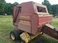 2002 New Holland 648 Round Baler