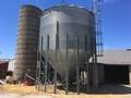 2007 Brock 5000 Bushel Grain Bin