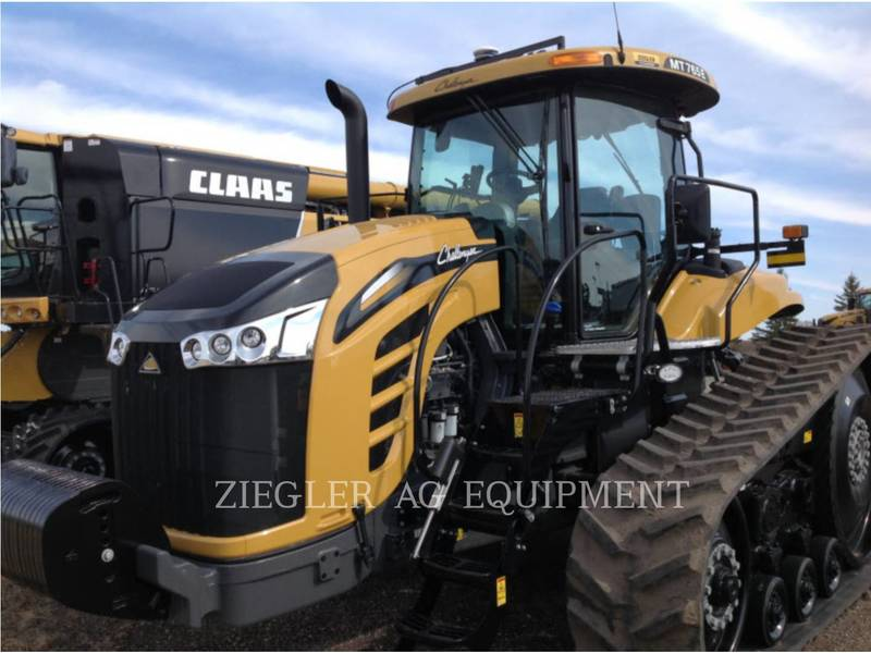 2016 Challenger MT765E Tractor