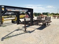 2000 Donahue Trailers EXG-160 Flatbed Trailer