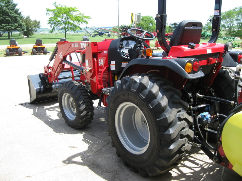 2018 TYM T354 Tractor
