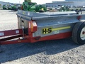 2005 H & S MS175 Manure Spreader