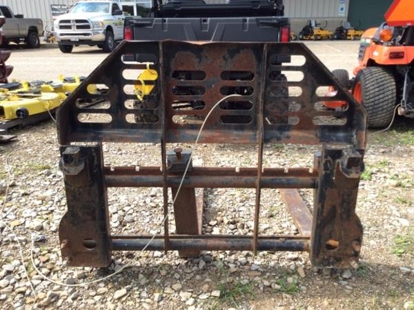 Other Pallet Forks Loader and Skid Steer Attachment
