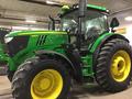 2017 John Deere 6195R Tractor