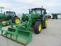 2016 John Deere 6155R Tractor