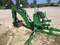 2015 John Deere 485A Backhoe and Excavator Attachment