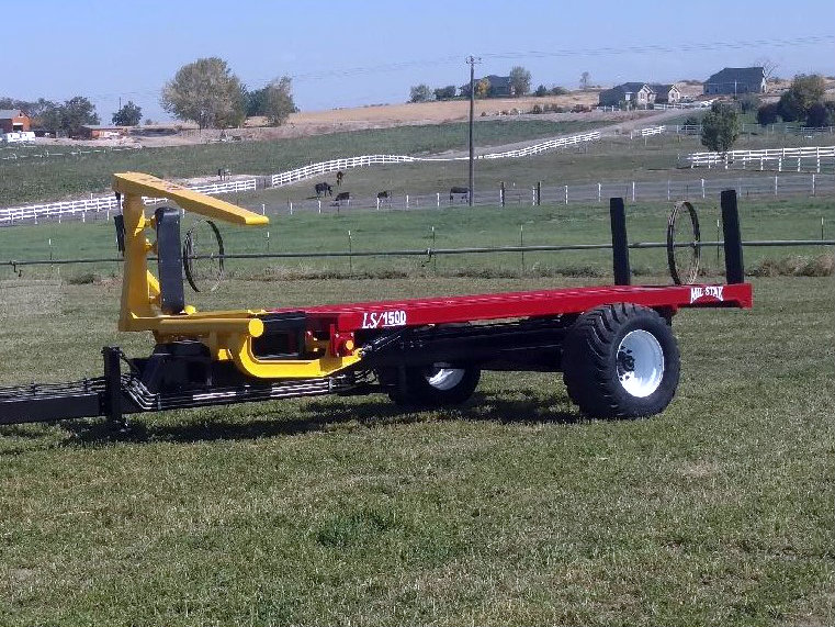 2021 Mil-Stak LS/1850 Hay Stacking Equipment