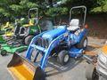 2007 New Holland TZ25DA Tractor