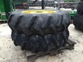 Goodyear 12.4X24 Wheels / Tires / Track