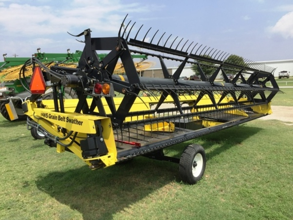 2014 Honey Bee WS25 Platform
