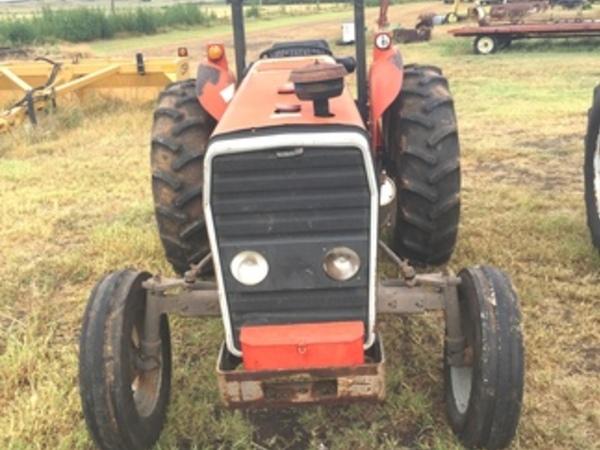 Massey Ferguson 231 Tractor : Massey ferguson tractor comanche tx