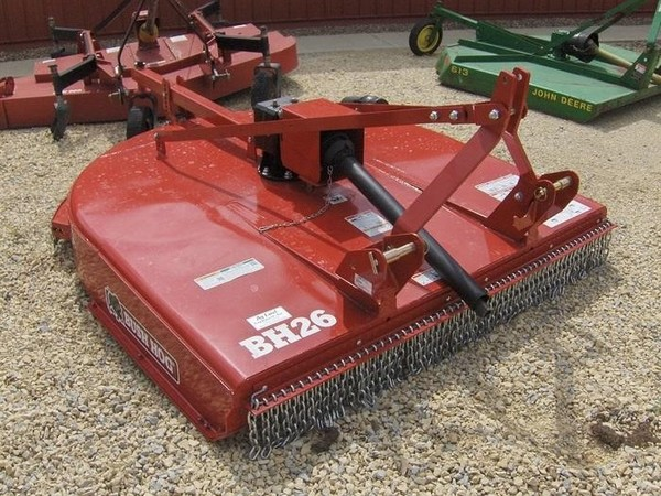 2018 Bush Hog Bh26 Rotary Cutter New Hampton Ia