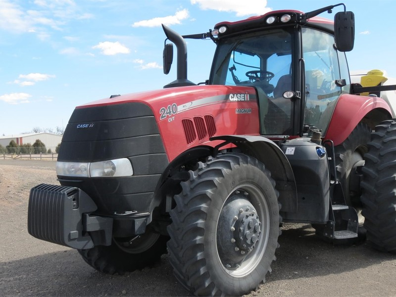 2016 Case IH MAGNUM 240 CVT Miscellaneous