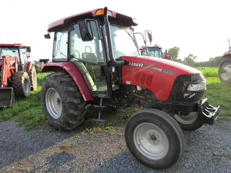 2008 Case IH Farmall 95U Tractor
