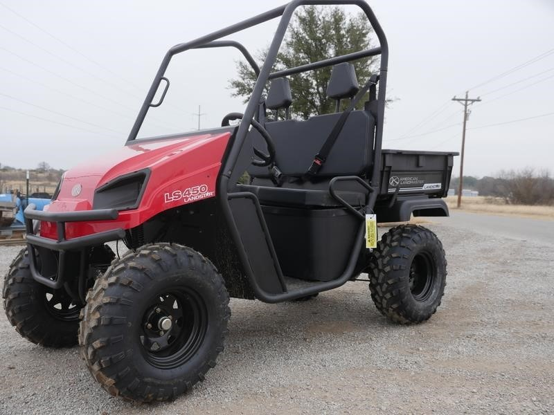 2017 American LandMaster LS450 ATVs and Utility Vehicle