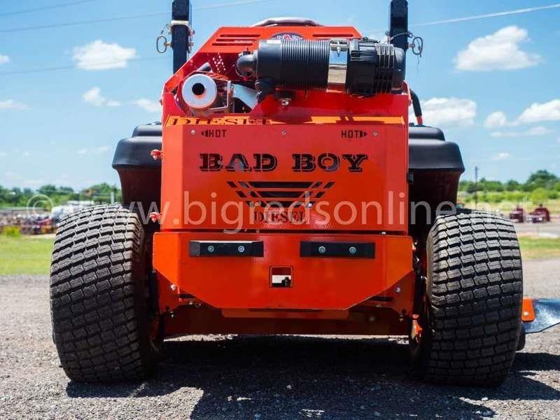 2017 Bad Boy 7200 AOSD Lawn and Garden