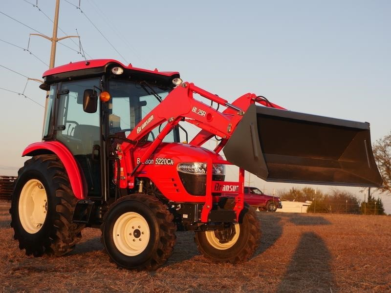 2017 Branson 5220CH Tractor
