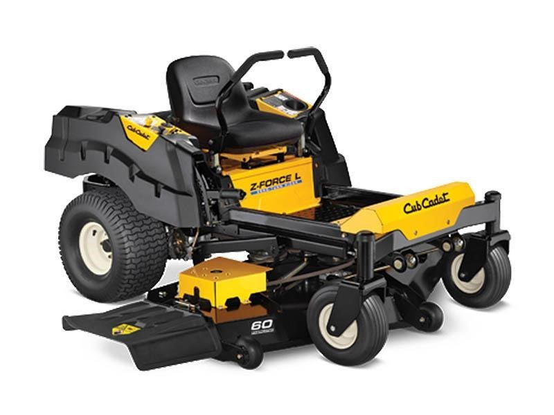 2015 Cub Cadet Z-FORCE L60 Lawn and Garden
