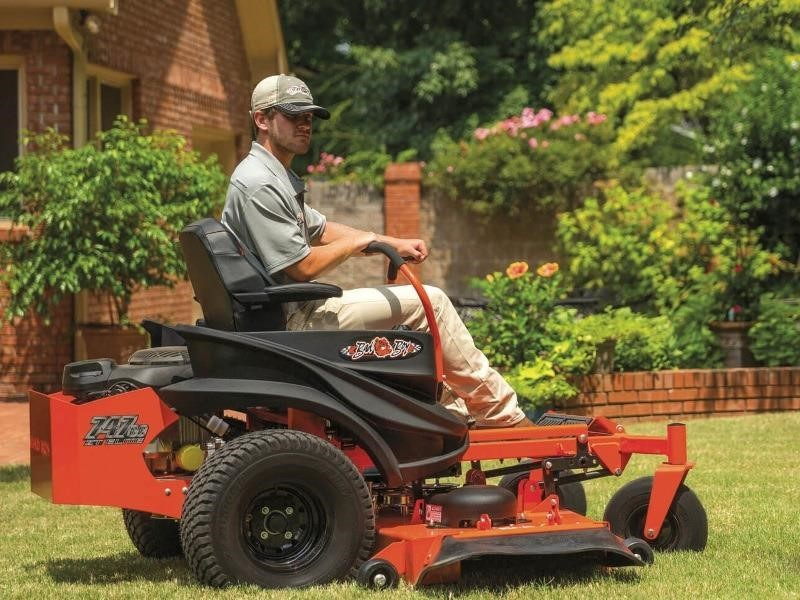 2017 Bad Boy ZT Elite 4800 Lawn and Garden