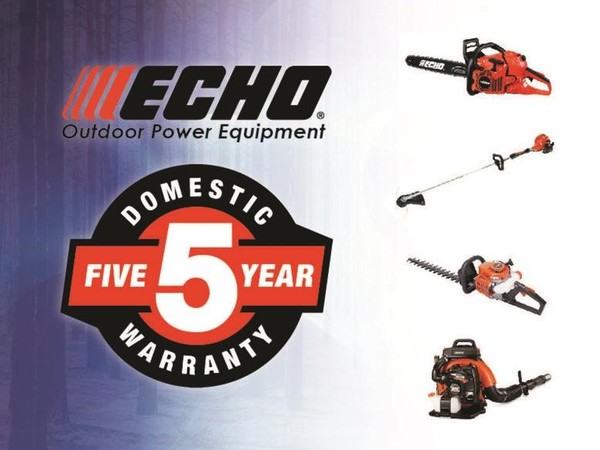 2017 Echo CS590 TIMBER WOLF Lawn and Garden