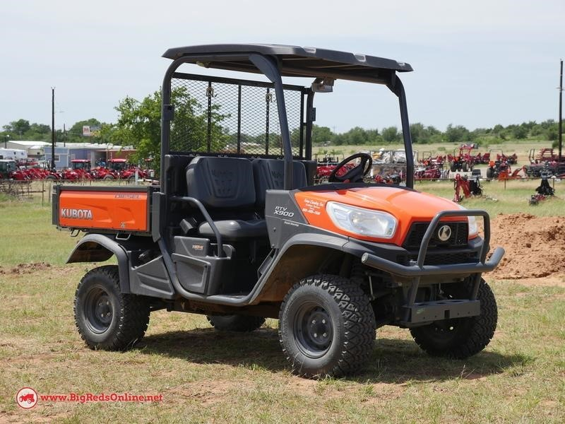 2013 kubota rtv x900 atvs and utility vehicle granbury. Black Bedroom Furniture Sets. Home Design Ideas