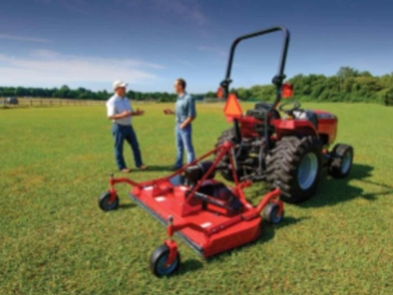 2017 Woods RDC54 Rotary Cutter