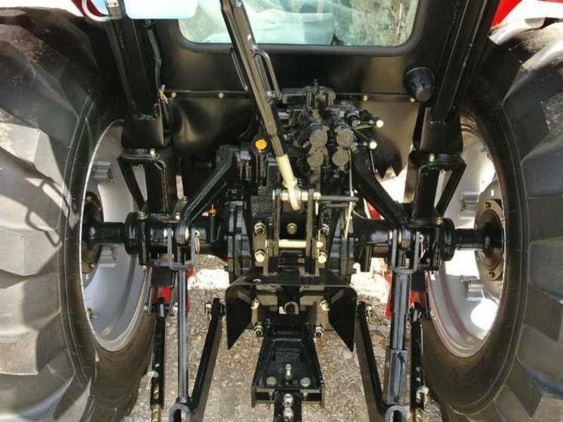 2016 TYM T554HST Tractor