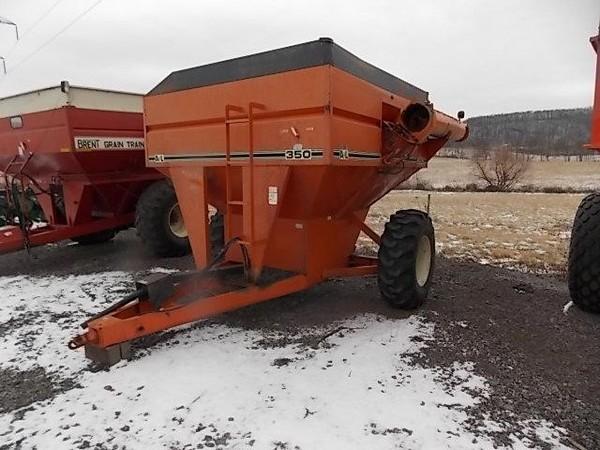 A&L 350 Grain Cart