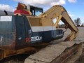 Komatsu PC220 LC-5L Excavators and Mini Excavator