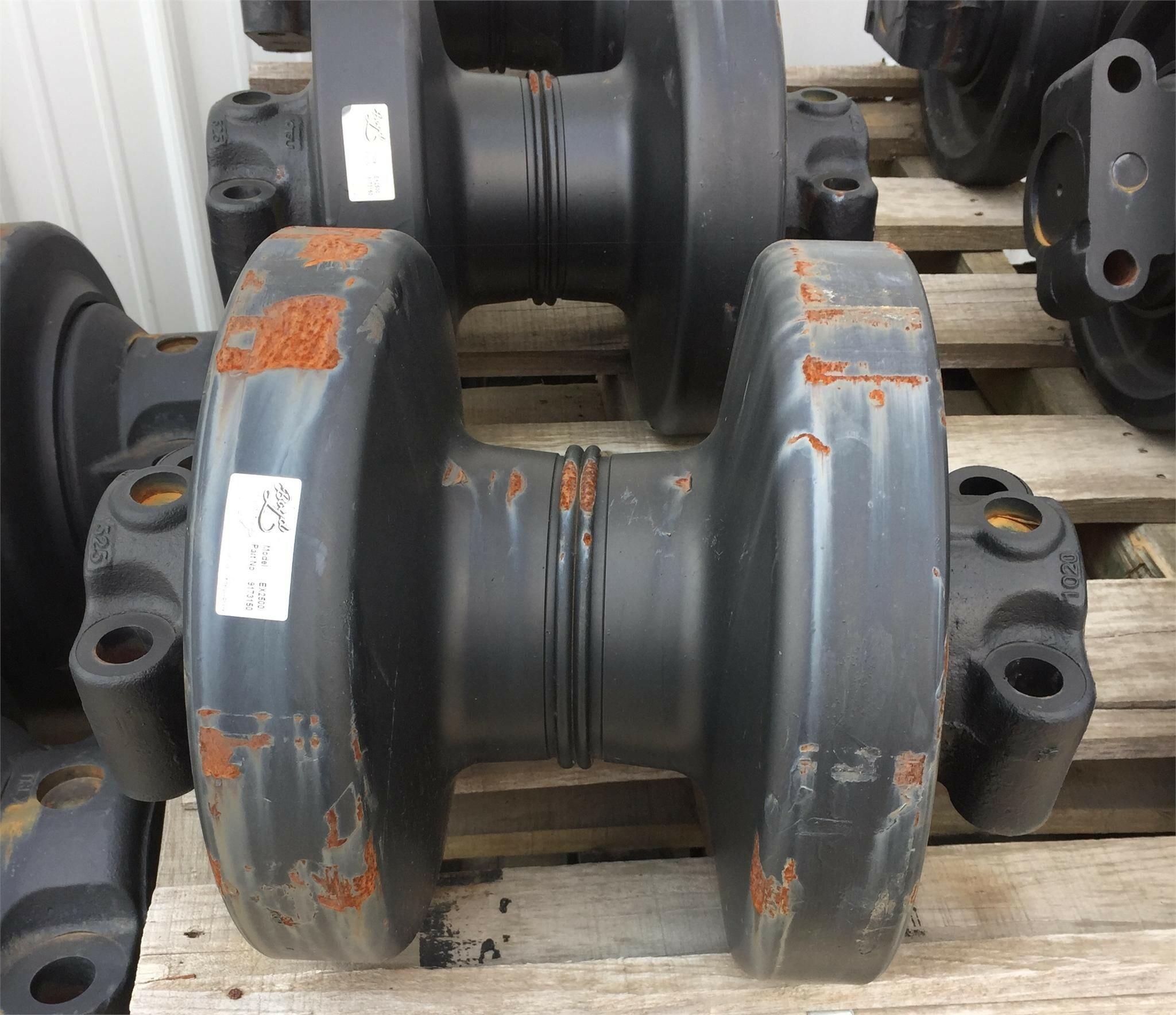 Kensetsu 9173150 Wheels / Tires / Track