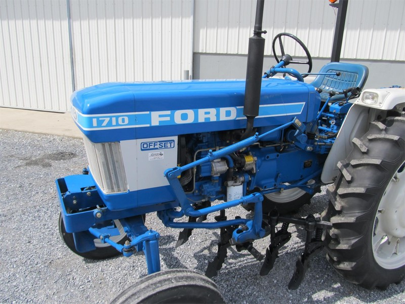 Ford 1710 Tractor Ballast : Ford tractor lebanon pa machinery pete