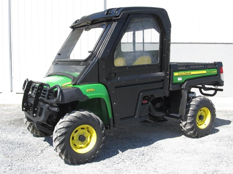 2012 john deere gator xuv 855d atvs and utility vehicle lebanon pa machinery pete. Black Bedroom Furniture Sets. Home Design Ideas
