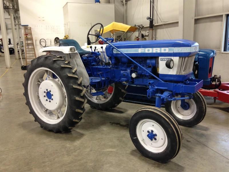 Ford 1710 Tractor Ballast : Ford tractor dorr mi machinery pete