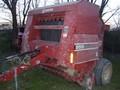 1999 Hesston 855 Round Baler