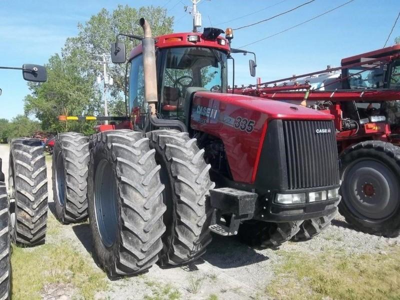 2010 Case IH Steiger 335 Tractor