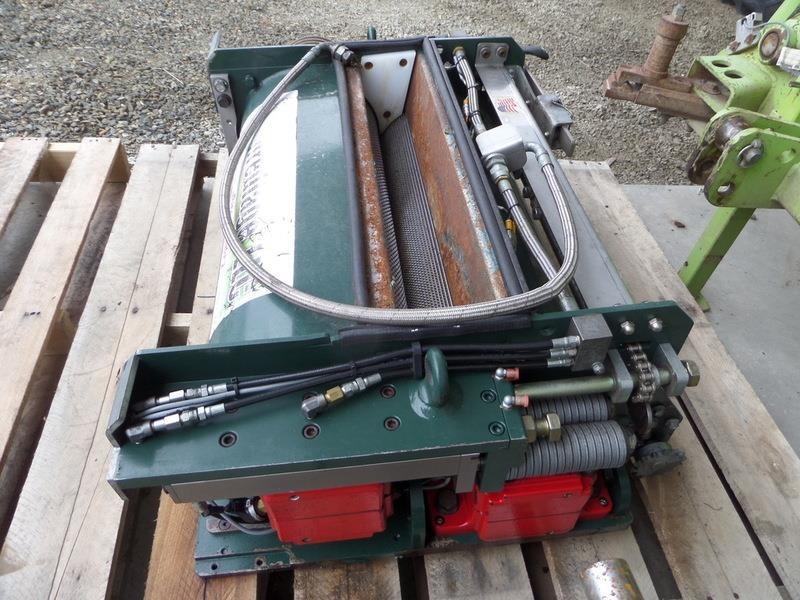 2012 Scherer 494 Forage Harvester Head