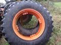 Titan 480/80R38 Wheels / Tires / Track