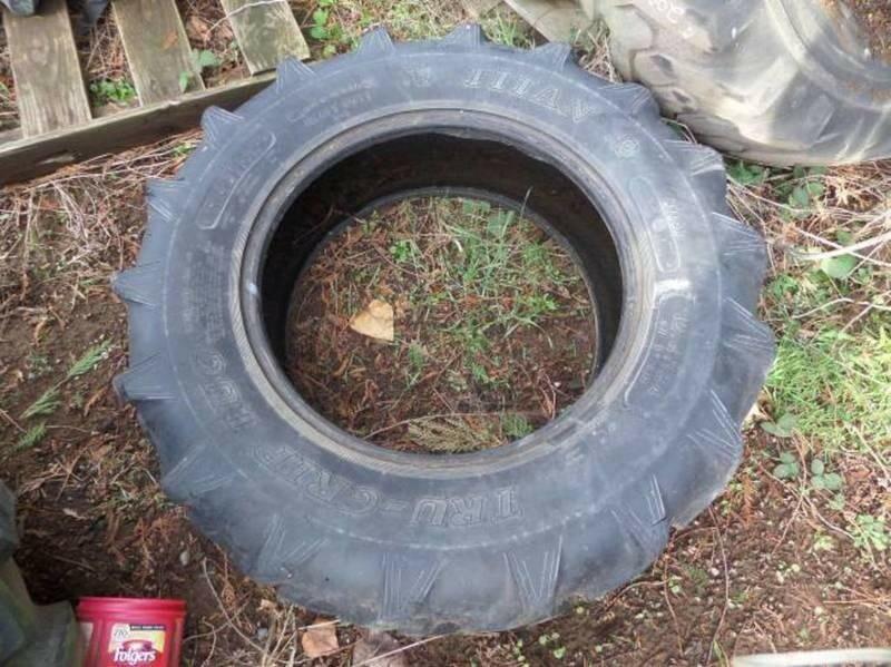 Titan 12.4R24 Wheels / Tires / Track
