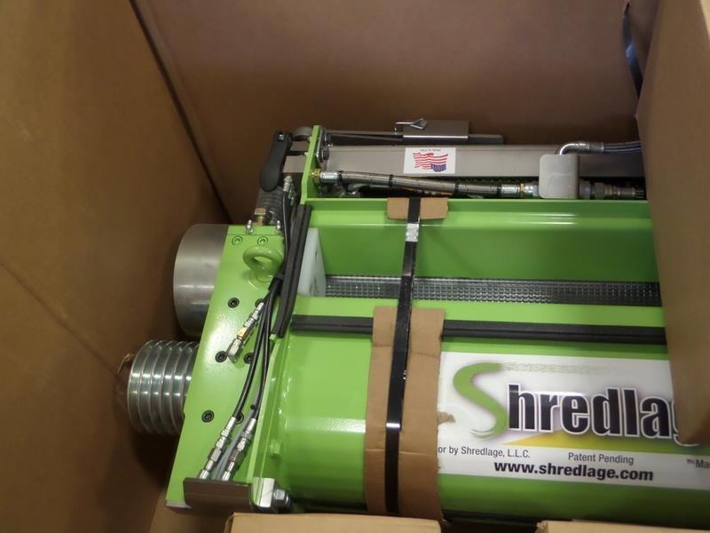 Scherer HDS-LM Forage Harvester Head