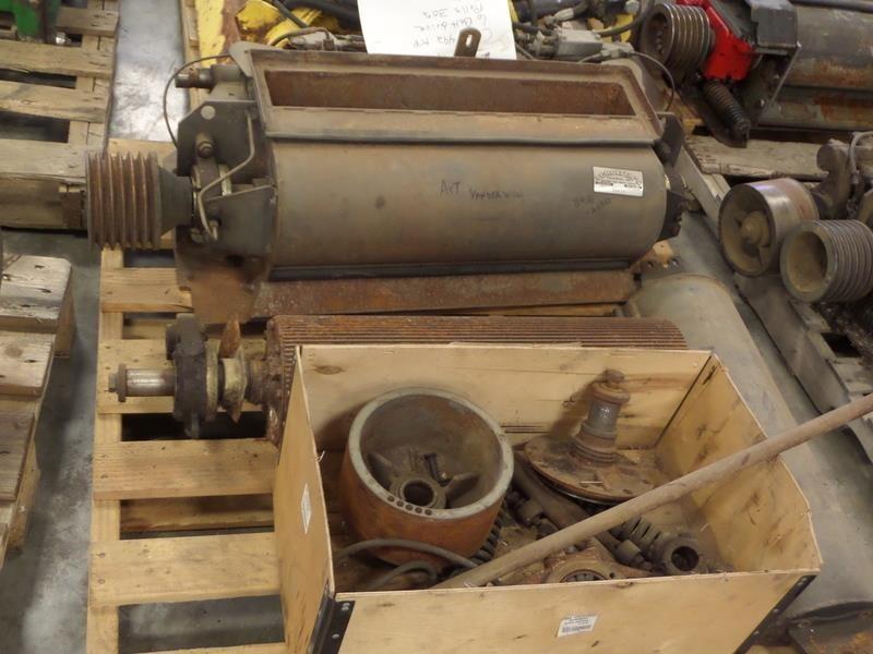2001 Claas 492 Self-Propelled Forage Harvester