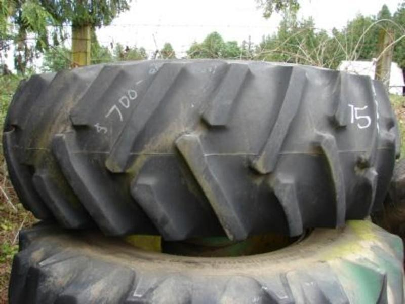Firestone 18.4X26 Wheels / Tires / Track