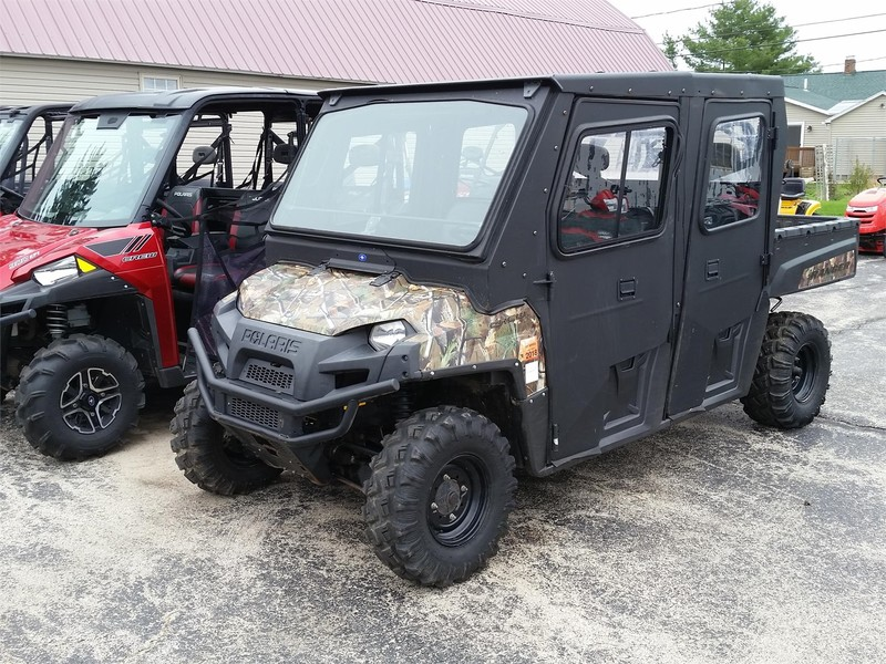 polaris ranger 800 efi crew atvs utility vehicle dismiss anywhere