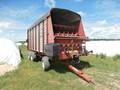 2007 Meyer 3218 Forage Wagon