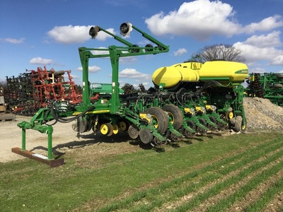 John Deere 1770nt Planters For Sale Machinery Pete