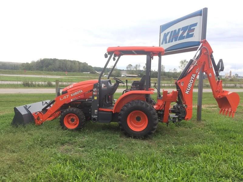 2016 Kubota L47 Tractor