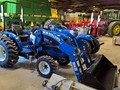 2017 New Holland Workmaster 37 Tractor