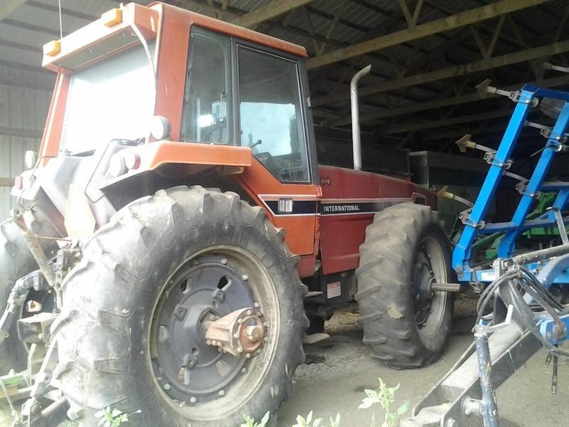 1983 International Harvester 6588 Tractor
