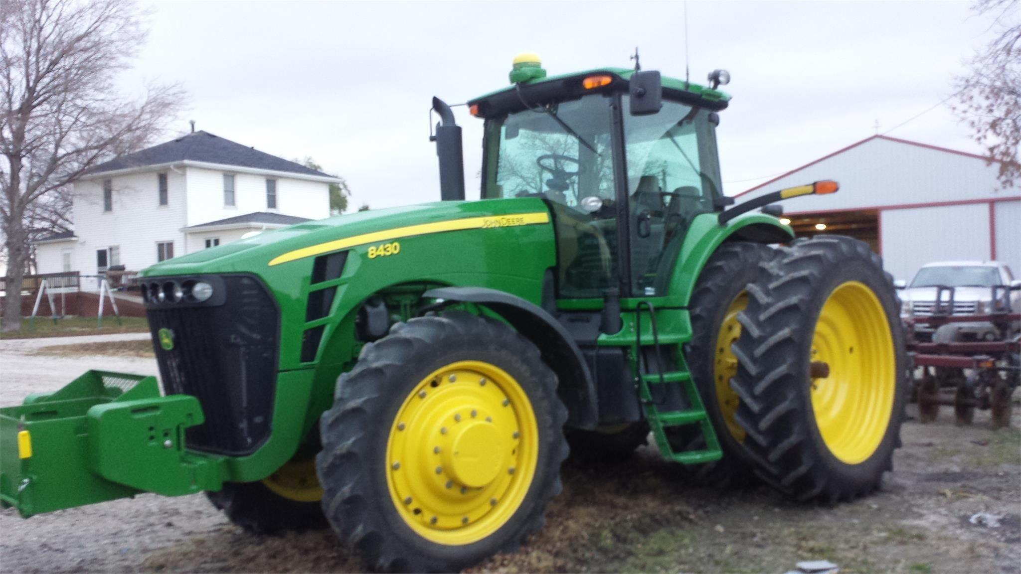 2006 John Deere 8430 Tractor