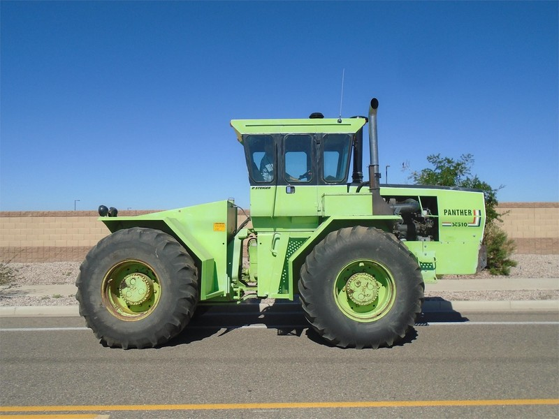 1982 Steiger Panther III ST-310 Tractor