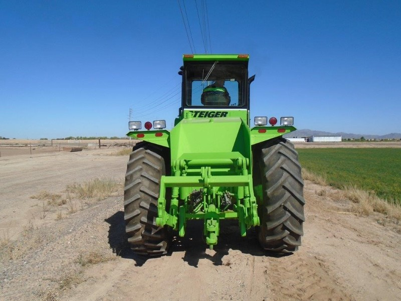 1976 Steiger Panther III ST-310 Tractor